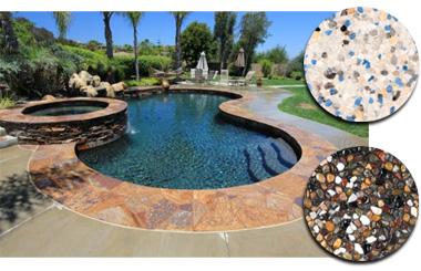 Pool Finishes Plaster Pebble Tec
